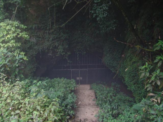 湖南省常德市石门县罗坪乡长梯隘景区天目洞溶洞方案设计(图1)